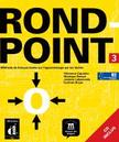 ROND POINT 3 LIVRE DE ELEVE + CD ROM