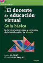 DOCENTE DE EDUCACION VIRTUAL
